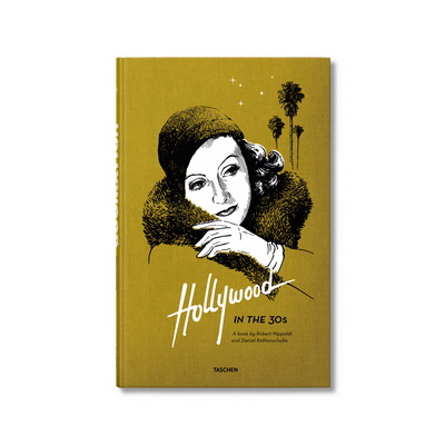 Книга Hollywood in the 30's