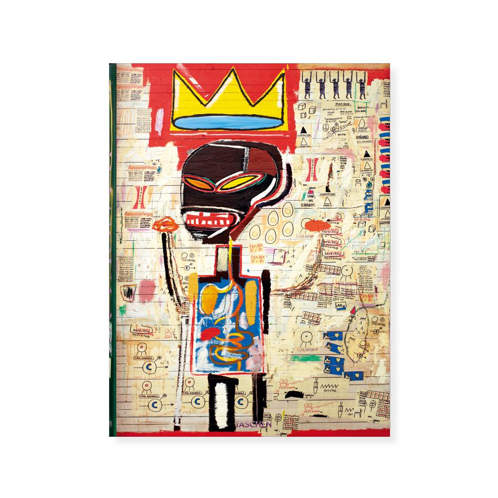 Книга Jean-Michel Basquiat фото