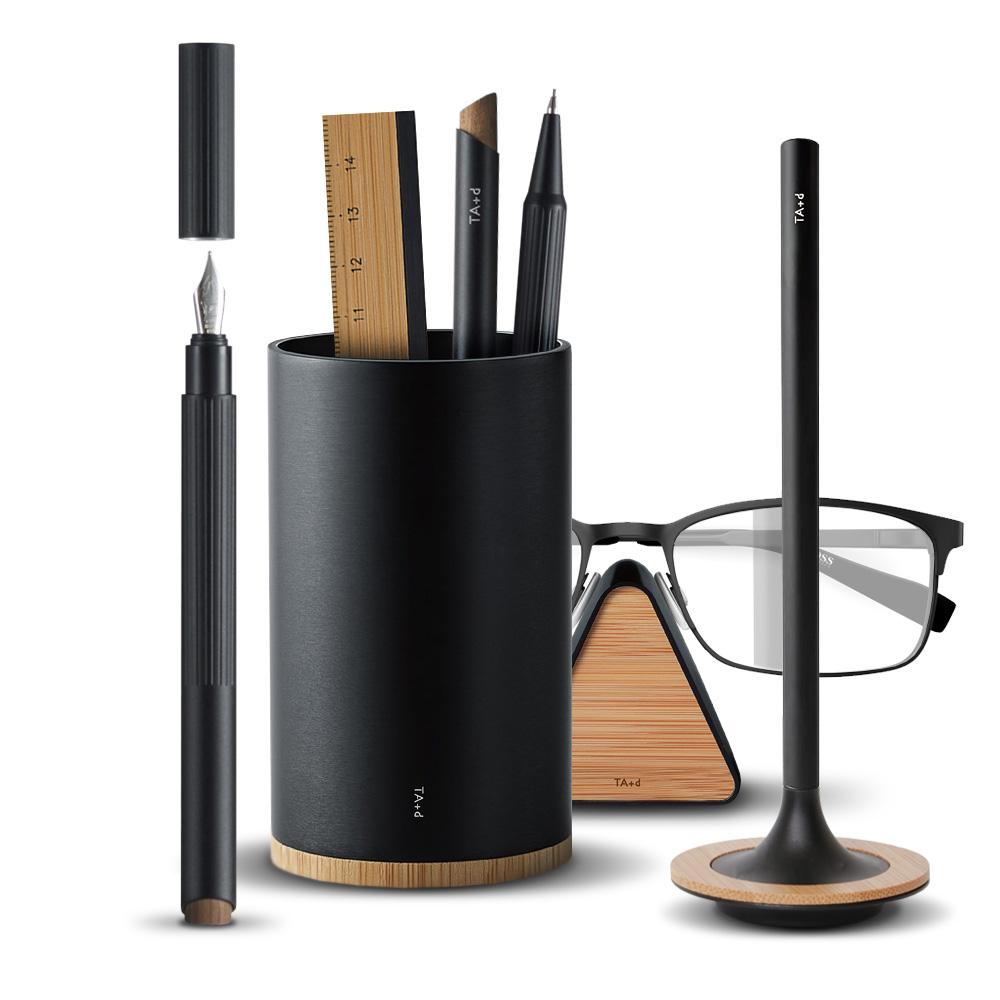 Bamboo Black IV Набор для рабочего стола фото