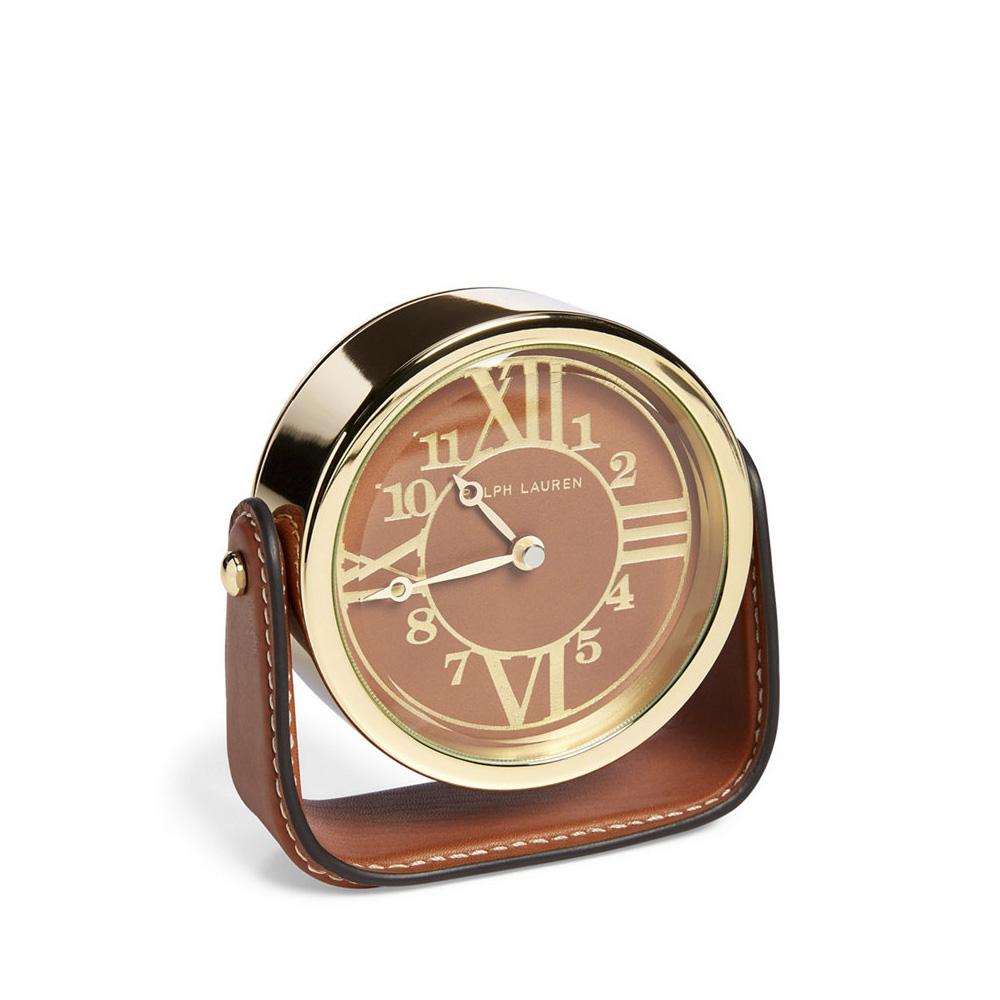 Brennan Saddle Часы настольные фото