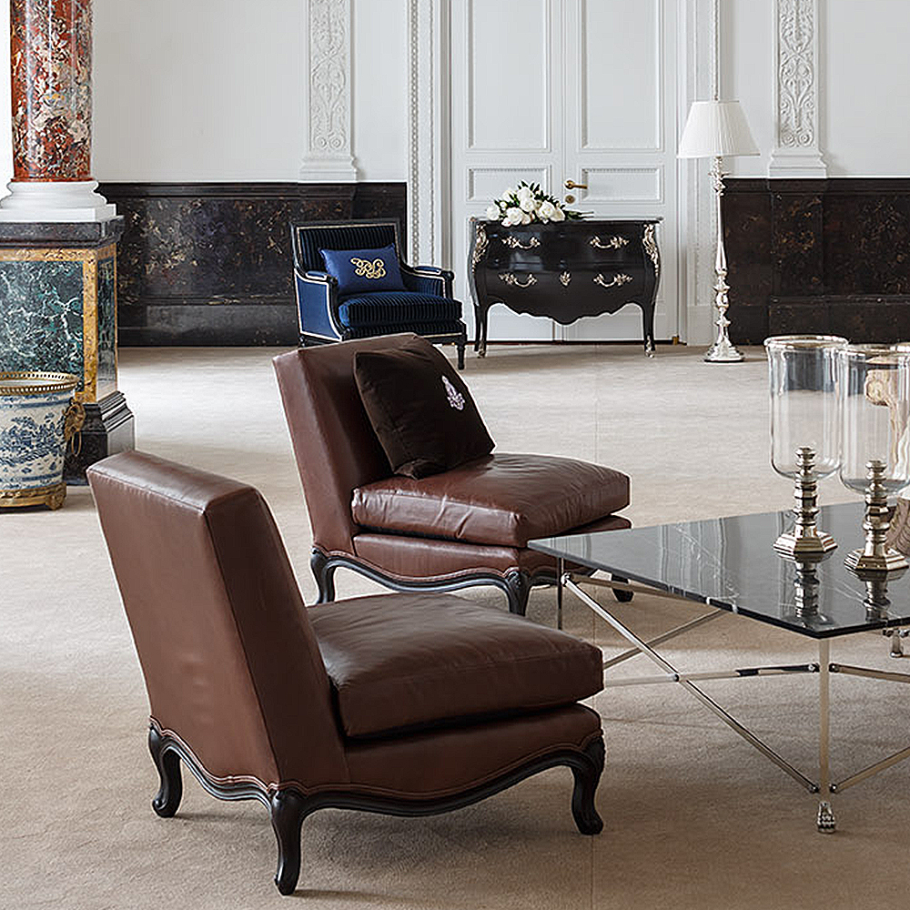 Купить Rue Royale Кресло 2 шт, Ralph Lauren Home