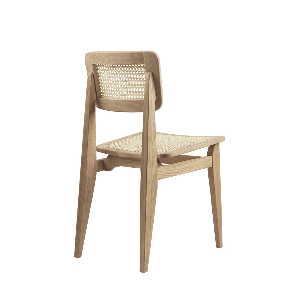 C-Chair Un-Upholstered Стул фото
