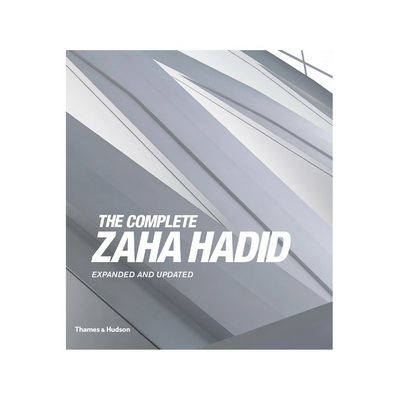 Книга The Complete Zaha Hadid