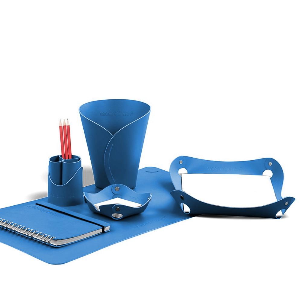 Studio Blue Набор для рабочего стола фото