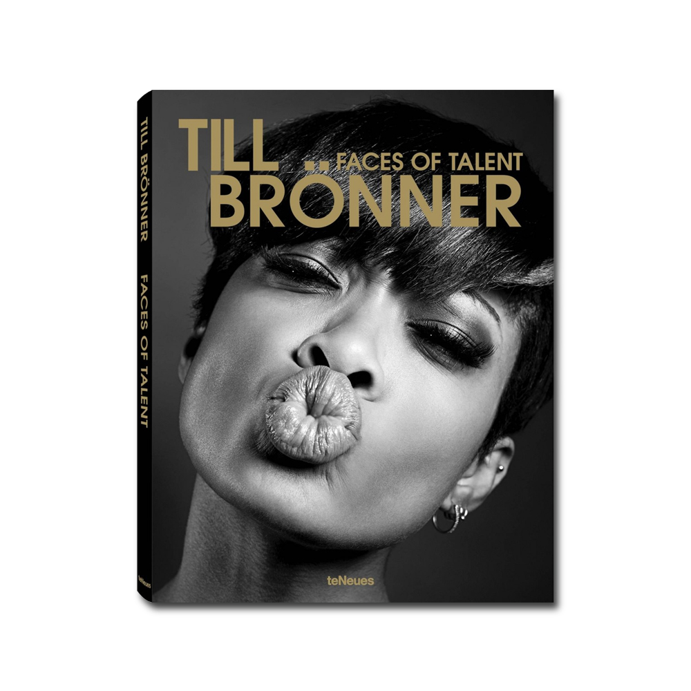 Книга Faces of Talent, Till Bronner фото