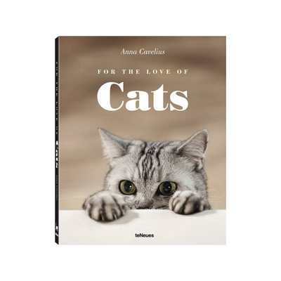 Книга For the Love of Cats