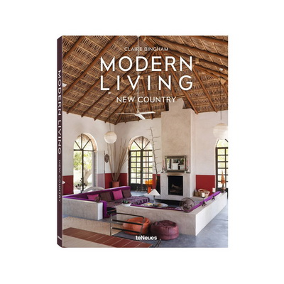 Книга Modern Living New Country
