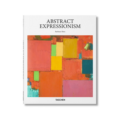 Книга Abstract Expressionism