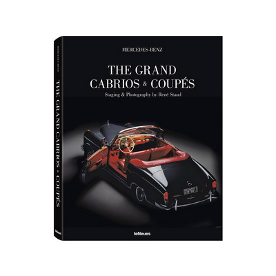 Книга Mercedes-Benz - The Grand Cabrios & Coupés