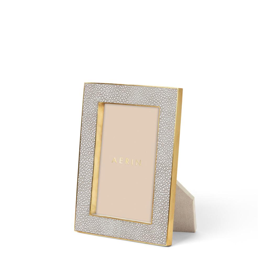 Classic Shagreen Dove Рамка для фото 10х15 фото