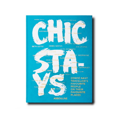Книга Chic Stays. Conde Nast Travel
