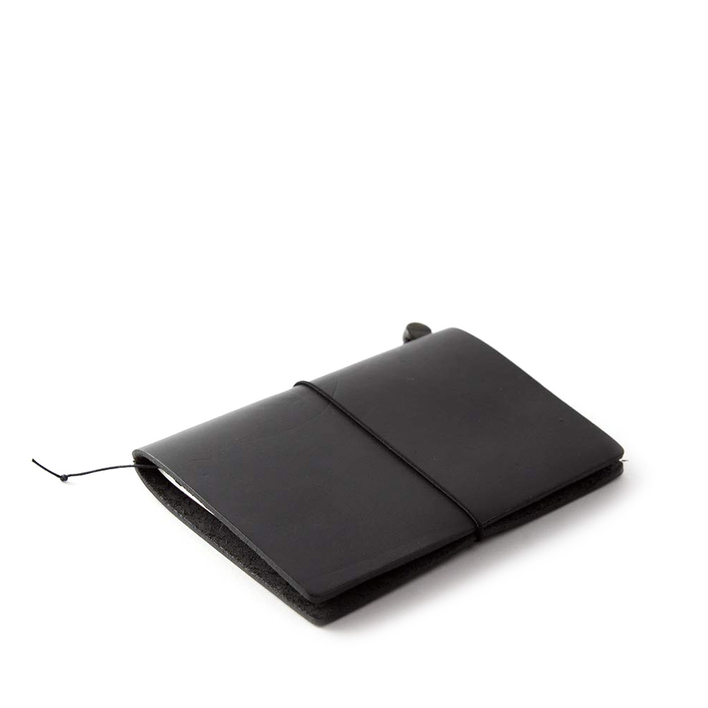 Traveler's Black Passport Записная книжка Pack 01 фото