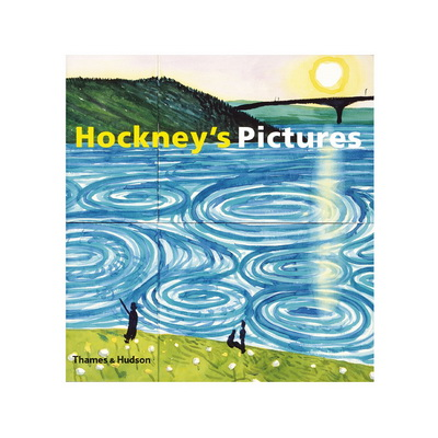 Книга Hockney's Pictures