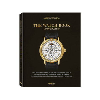 Книга The Watch Book Compendium