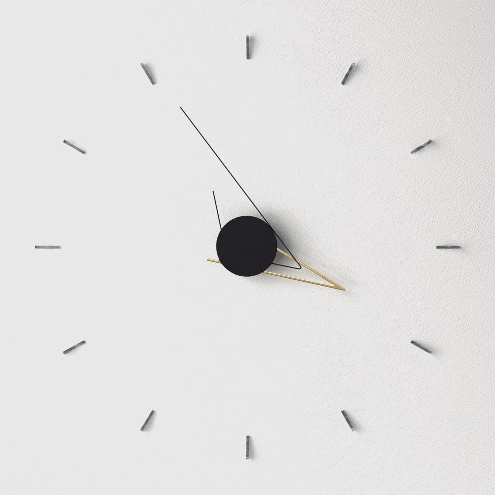 Silo Gold Настенные часы фото