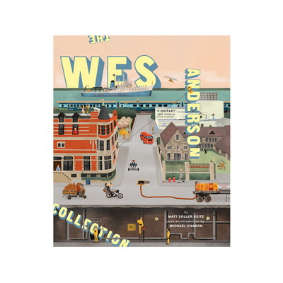 Книга The Wes Anderson Collection