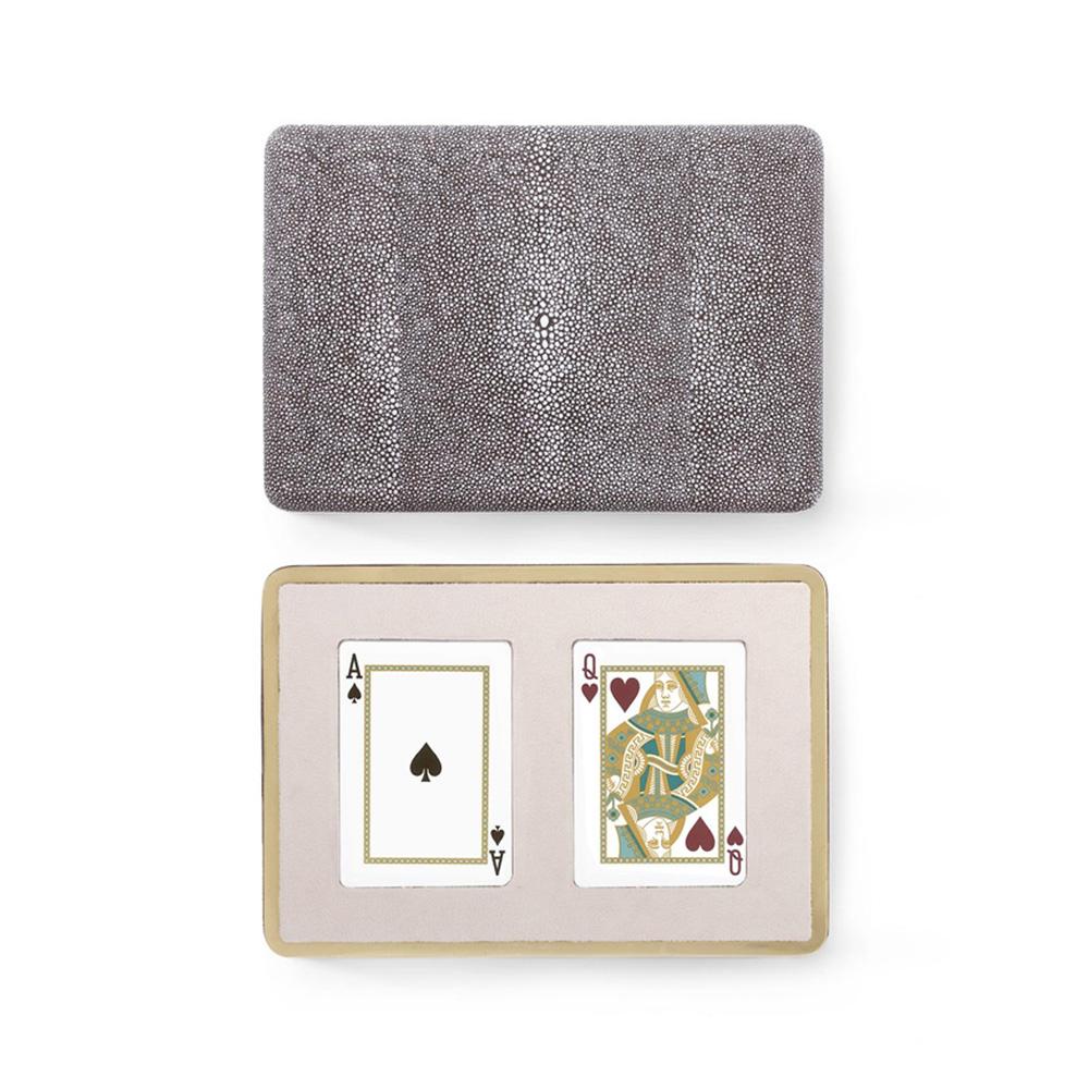 Shagreen Chocolate Набор игральных карт фото