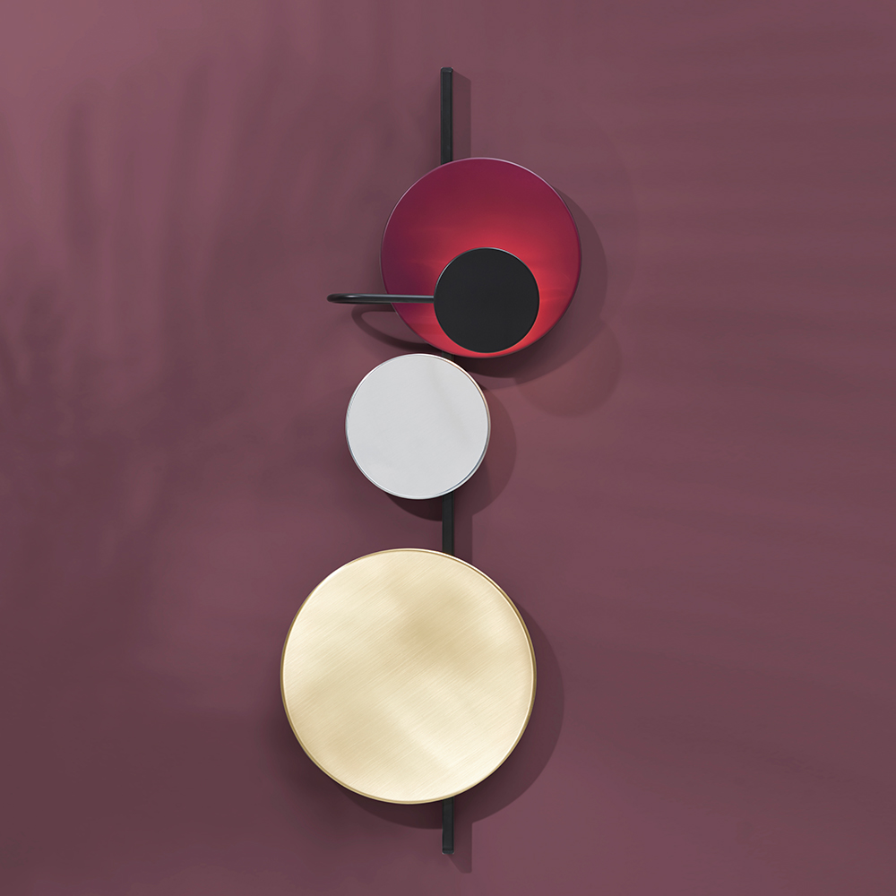 Planet Lamp Настенный светильник фото