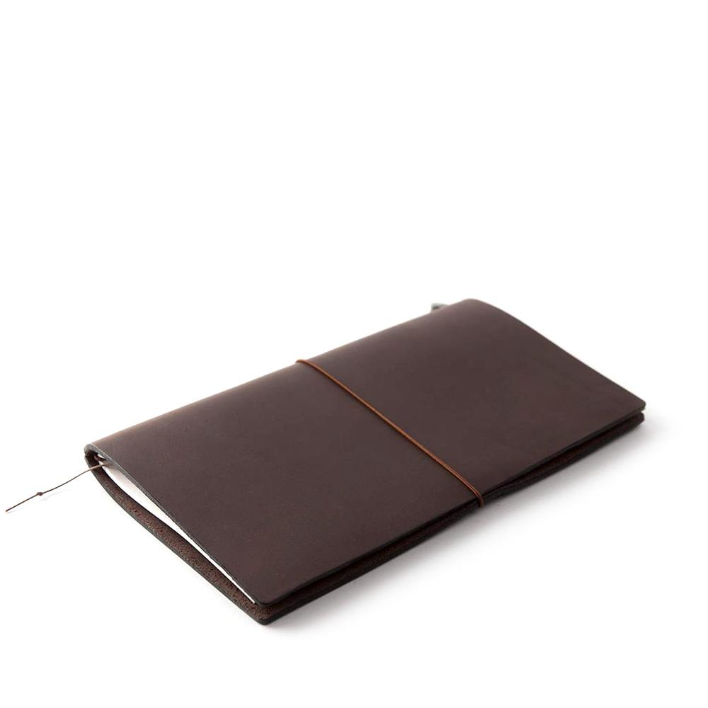 Traveler's Brown Regular Записная книжка Pack 02 фото
