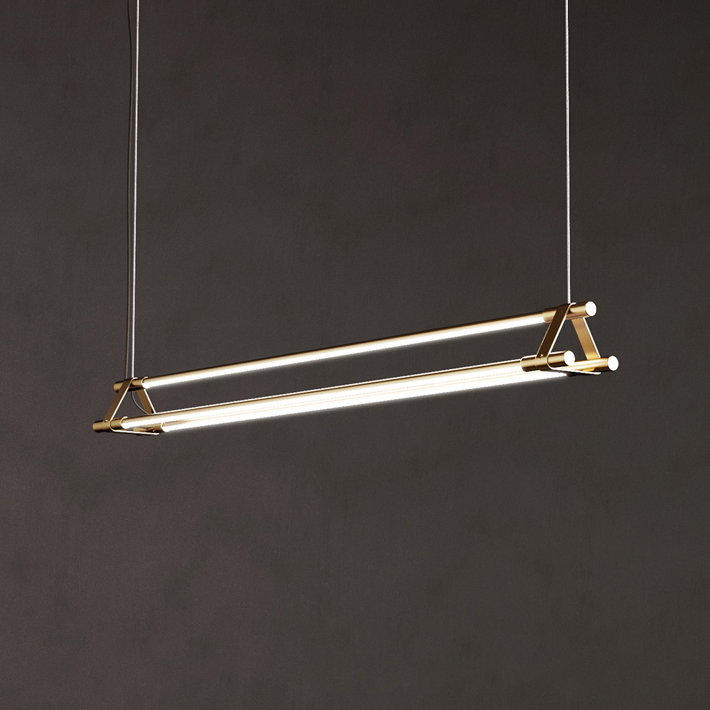 THIN Multiples Triad Подвесной светильник фото