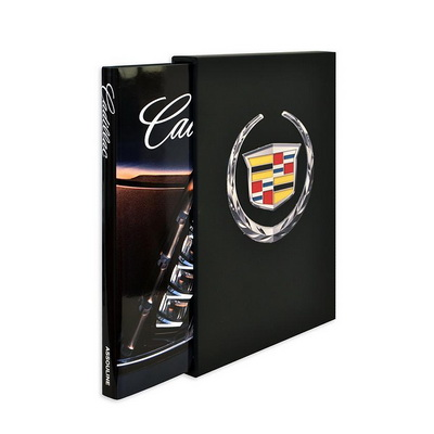 Книга Cadillac limited edition