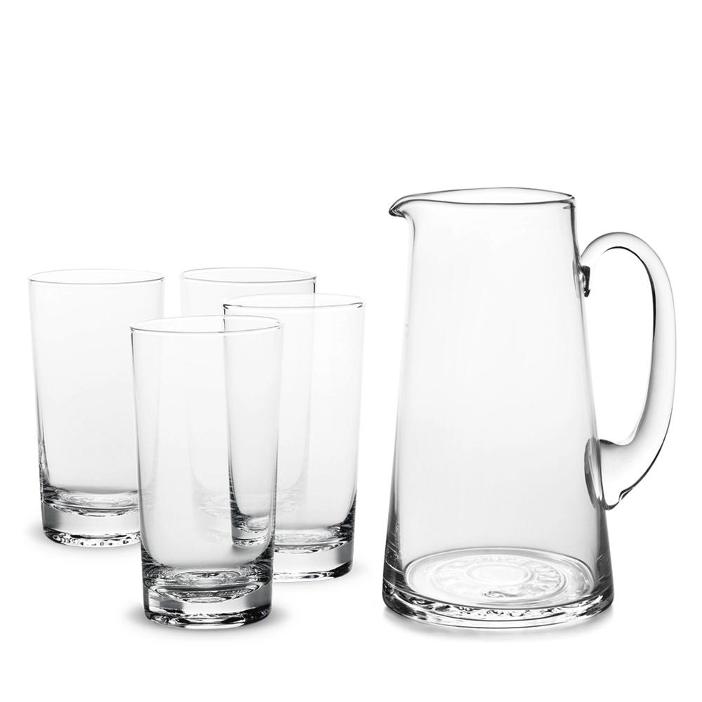 RL'67 Кувшин и бокалы для воды 4 шт. фото