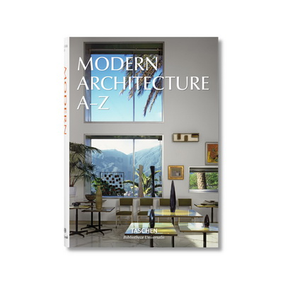 Книга Modern Architecture A–Z
