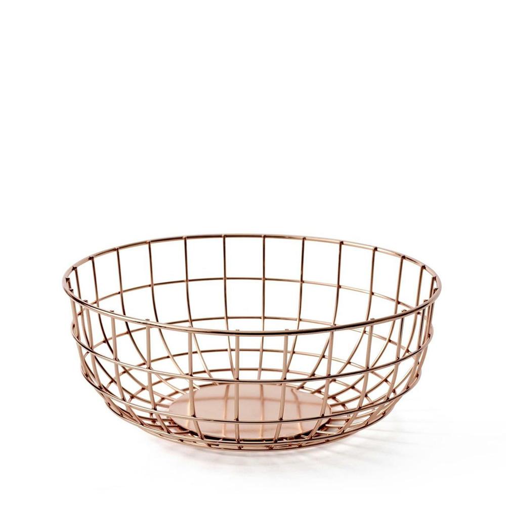 Norm Copper Чаша плетеная фото