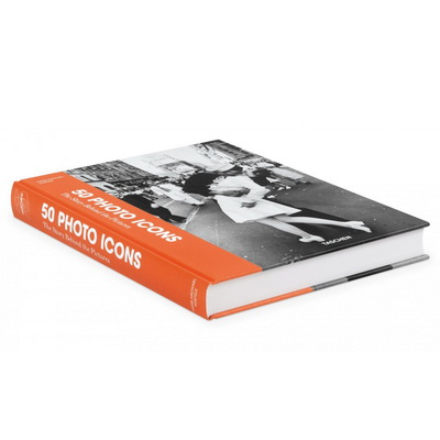 Книга 50 Photo Icons. The Story Behind the Pictures
