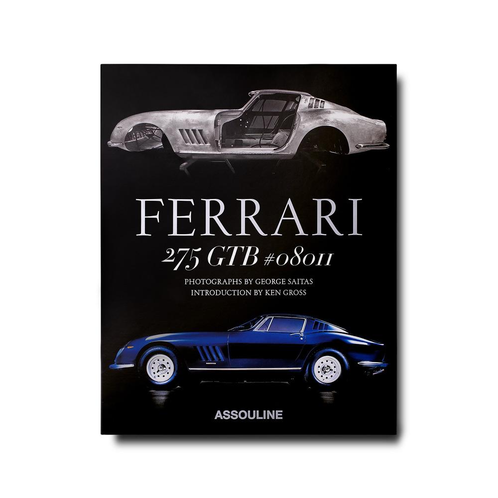 Книга Ferrari 275 GTB #08011