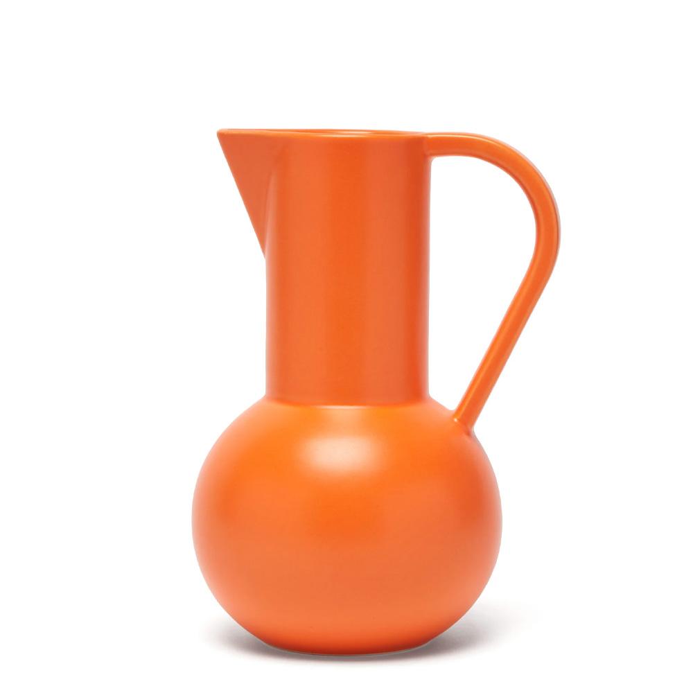 Vibrant Orange Кувшин фото