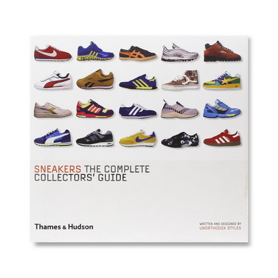 Книга Sneakers. The Complete Collectors' Guide