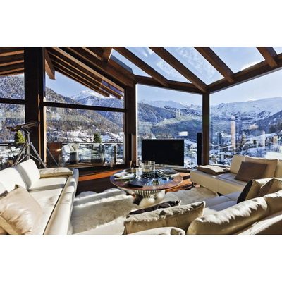 Книга Living in Style Mountain Chalets