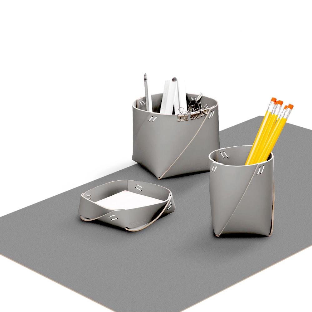 Ruca Grey 40 Набор для рабочего стола фото
