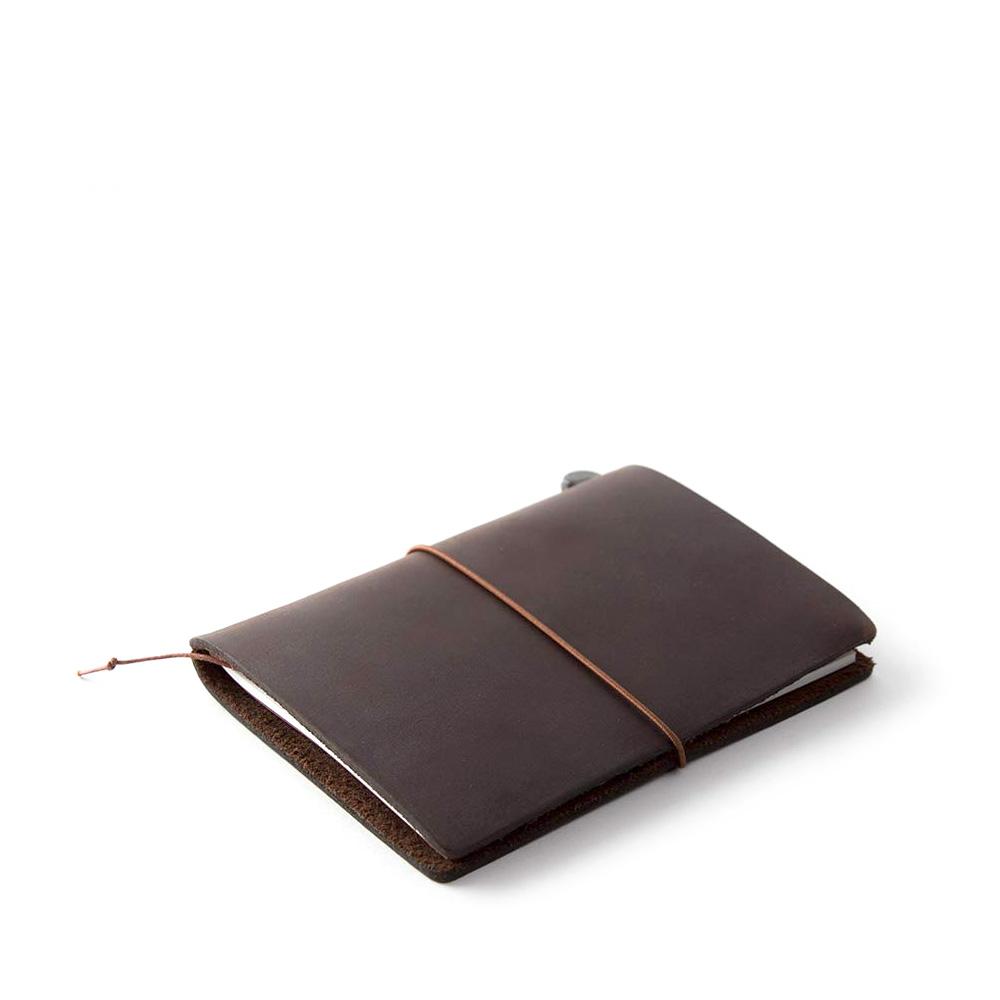 Traveler's Brown Passport Записная книжка Pack 01 фото