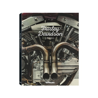 Книга The Harley-Davidson
