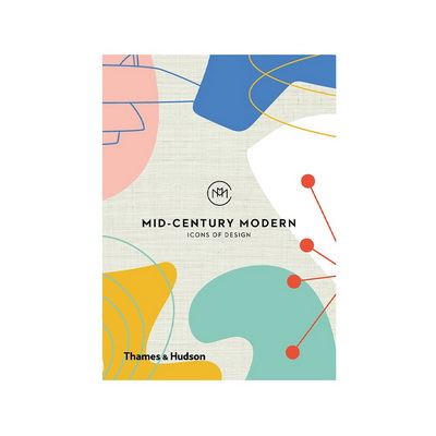 Книга Mid-Century Modern: Icons of Design