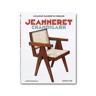 Книга Catalogue Raisonné du Mobilier: Jeanneret Chandigarh
