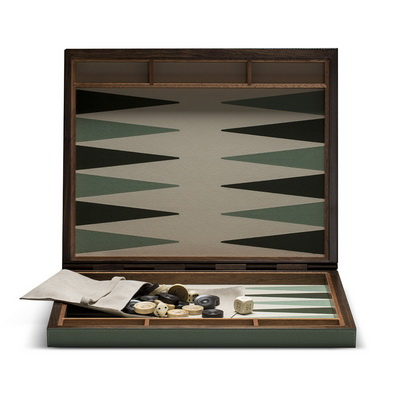 Backgammon Green Нарды