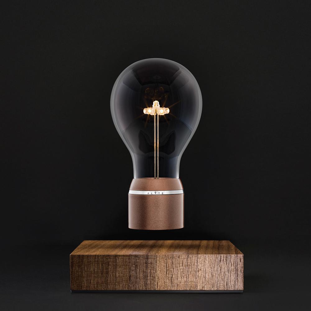 Buckminster Левитирующая лампа фото