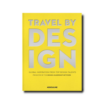 Книга Travel by Design