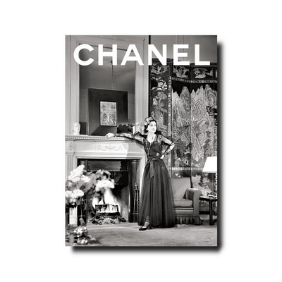 Книга Chanel 3-Book Slipcase (New Edition)