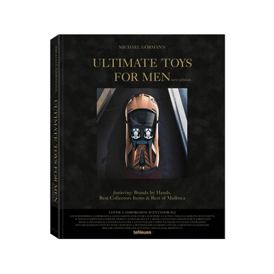 Книга Ultimate Toys for Men