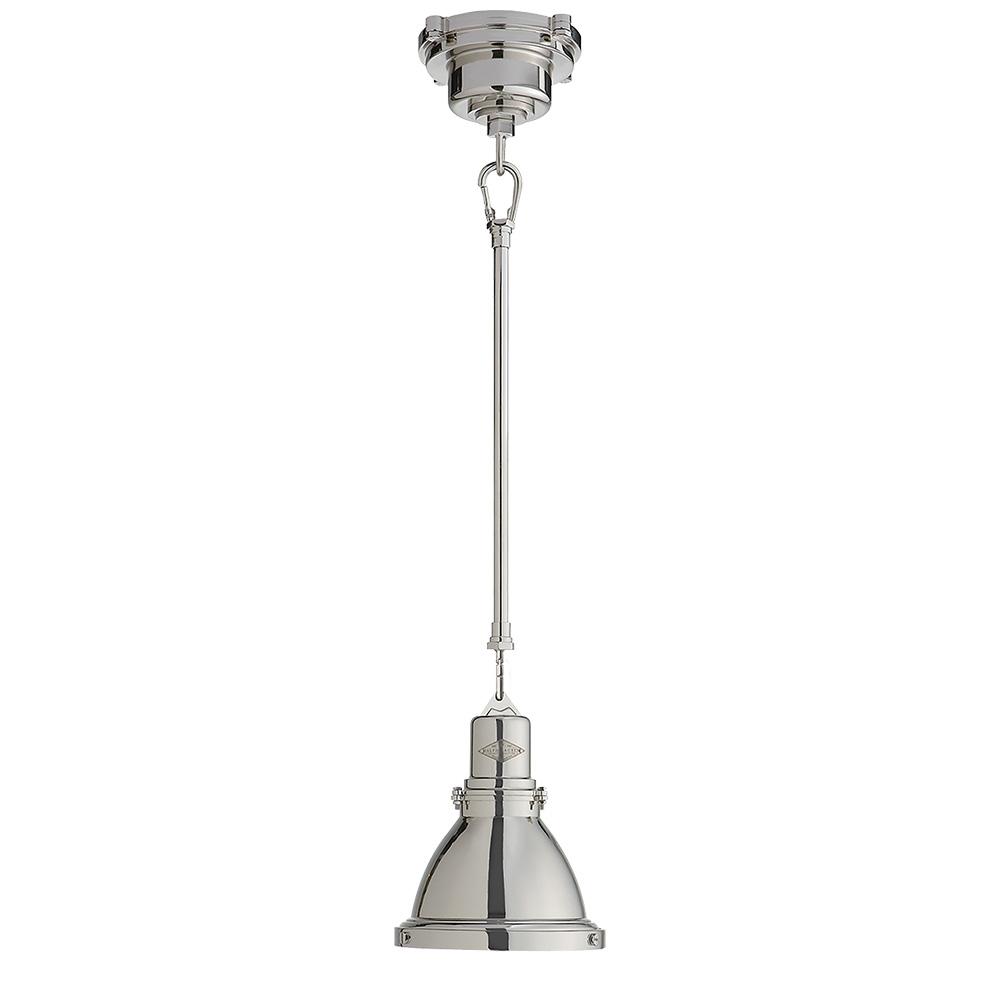 Fulton Mini Nickel Подвесной светильник фото