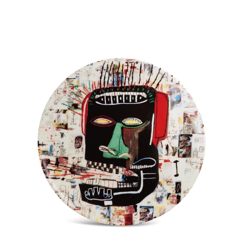 Jean-Michel Basquiat Тарелка декоративная Glenn фото