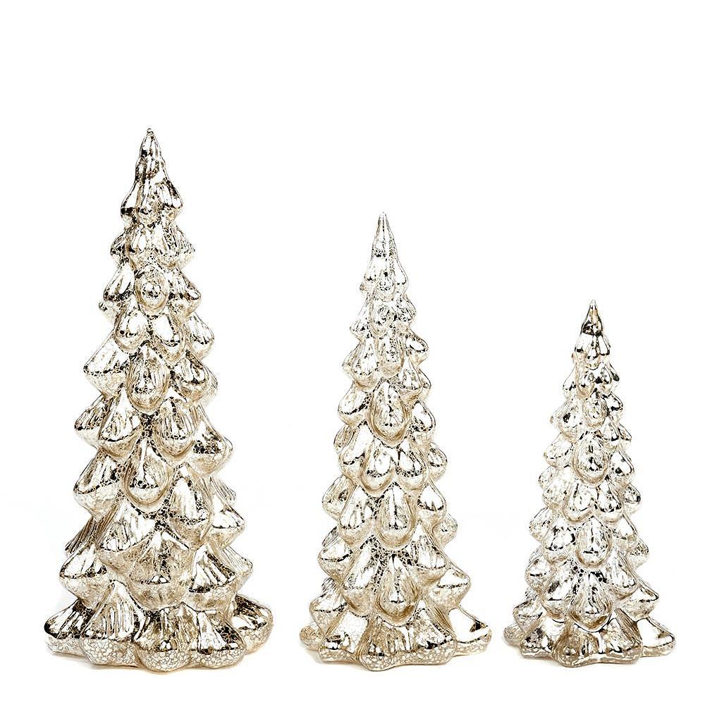 Xmas tree Набор из 3 новогодних украшений