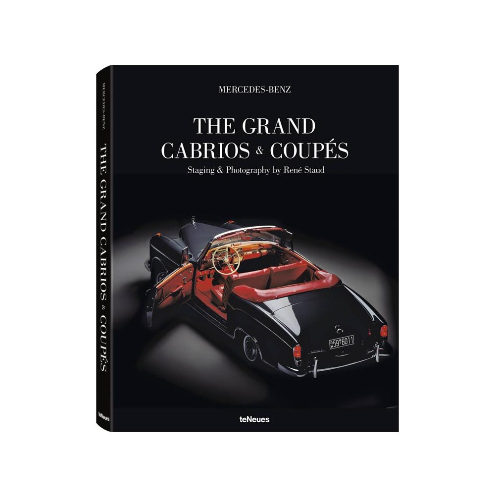 Книга Mercedes-Benz - The Grand Cabrios & Coup?s