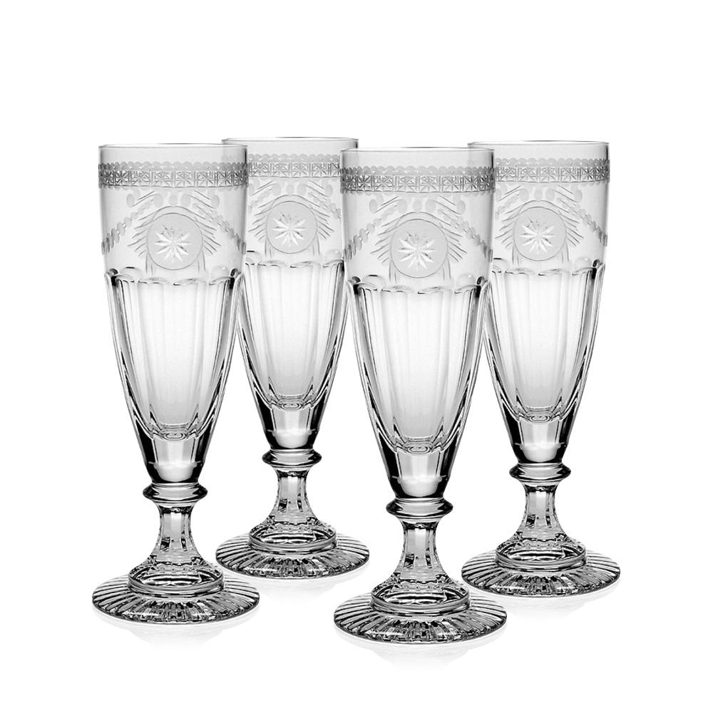 Pearl Бокалы для шампанского, 4шт. фото