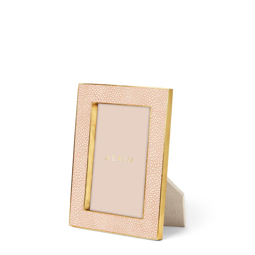 Classic Shagreen Blush Рамка для фото 10х15 фото