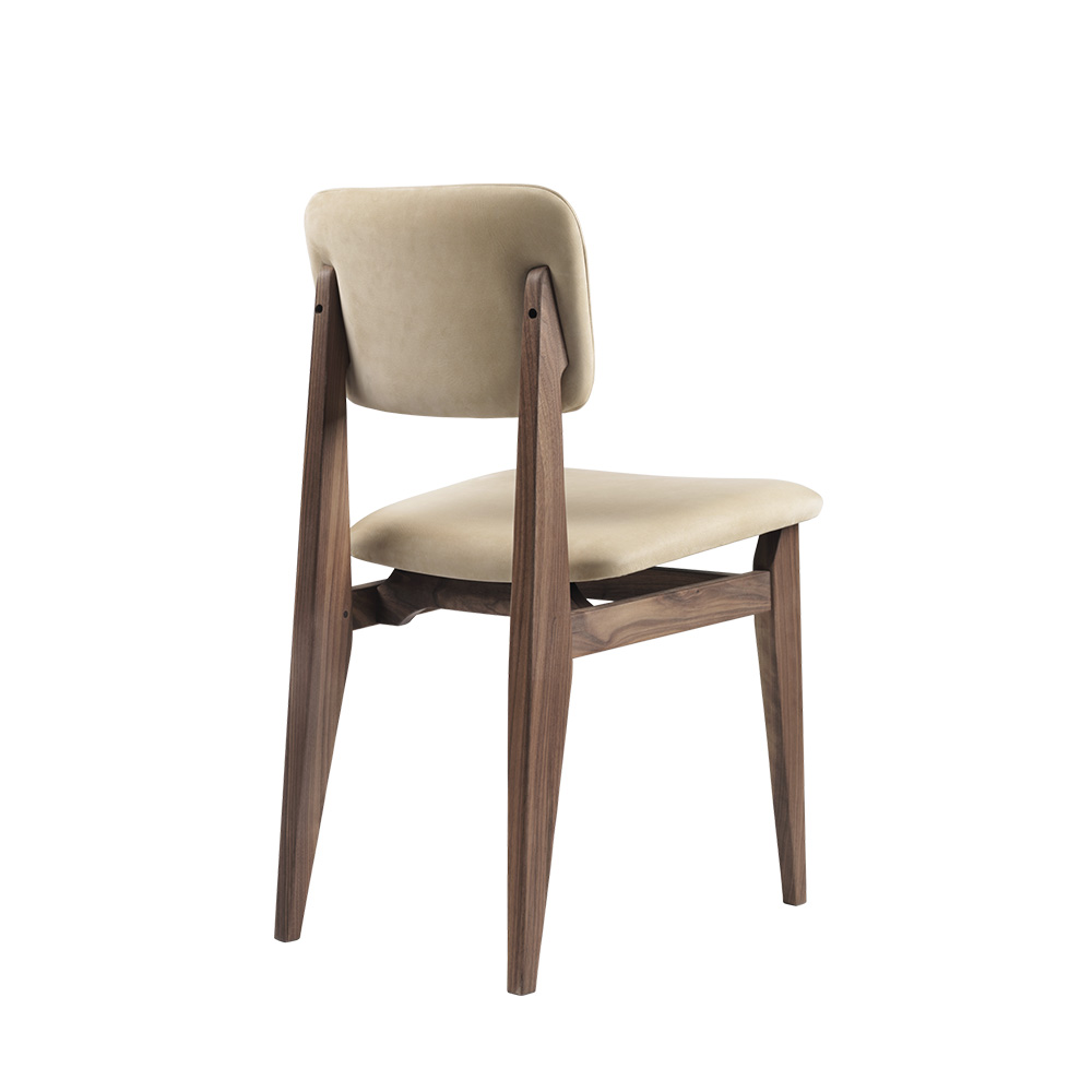 C-Chair Fully Upholstered Стул фото